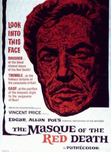 Маска красной смерти / The Masque of the Red Death (1964) DVDRip