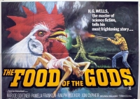 Пища Богов / The Food of the Gods (1976) DVDRip