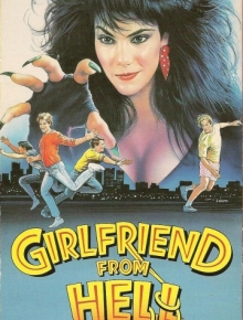 Подружка из ада / Girlfriend from Hell (1989) DVDRip