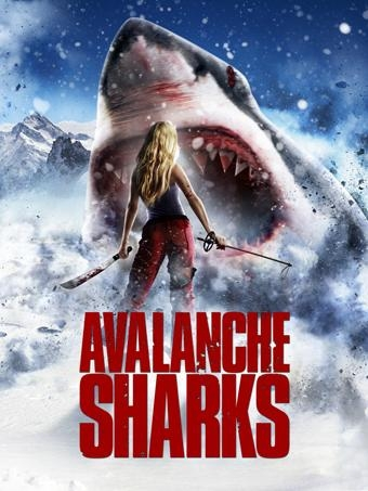 Горные акулы / Avalanche Sharks (2013) HDRip
