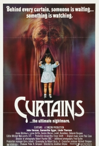 Занавес / Curtains (1983) HDRip